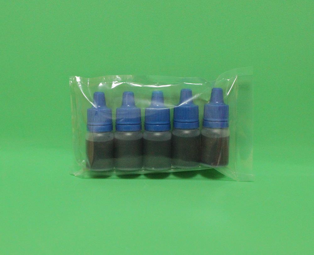 Петритест (индикатор на кислотные моющие средства). (5 флаконов по 120 тестов)