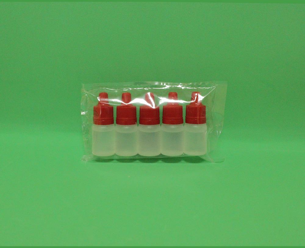 Петритест (индикатор на щелочные моющие и дезинфицирующие средства). (5 флаконов по 120 тестов)